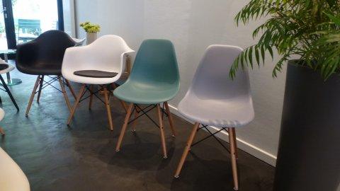 Design stoelen alle kleuren