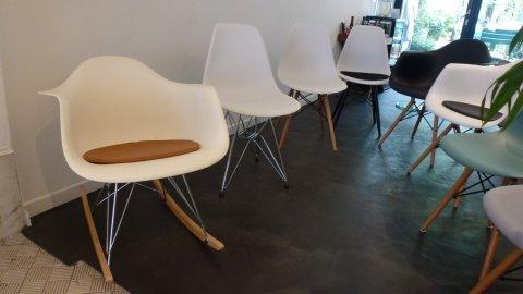 chaises design, toutes couleurs