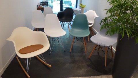 Design Stühle aller Farben